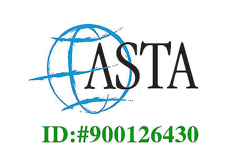 Asta license - Guilinholiday