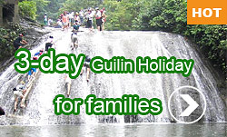 3-day Guilin Holiday for families