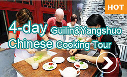 4-day Guilin & Yangshuo Chinese Cooking Tour