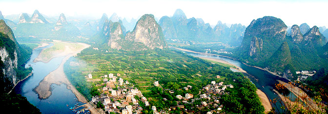 Li River Cruise, Guilin Tours