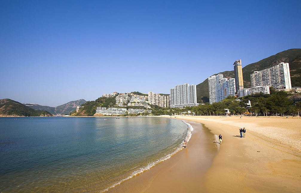 Repulse Bay - great for sandy strolls