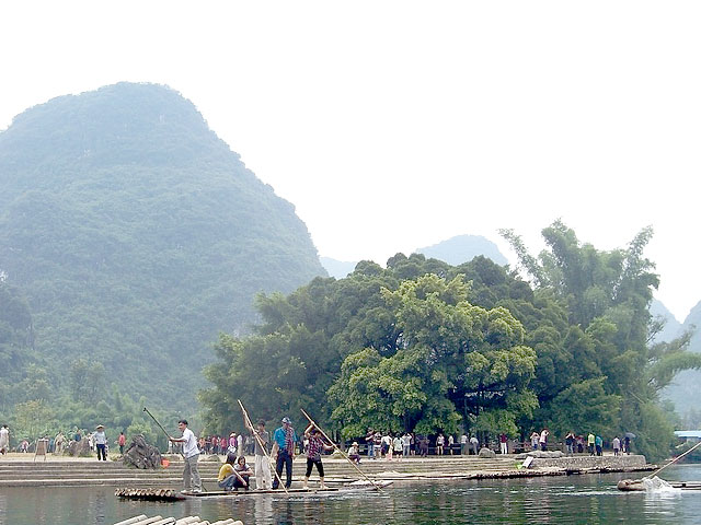 Hike the Yangshuo countryside for a refreshing outdoor life