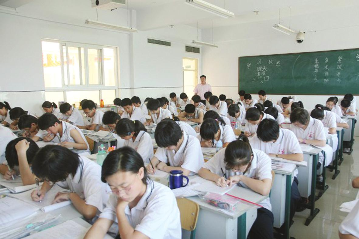 The Validity of Chinese College Entrance Exam Is Questioned