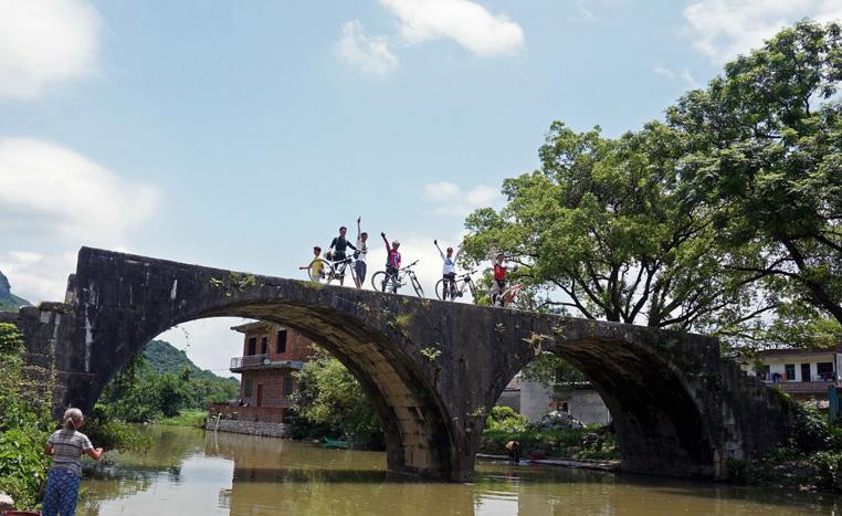 Guilin Bike Tour to Daxu,