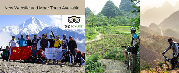 Gulin Bike Tours, Guilin Cycle Holiday, Bike Tour in Guilin and Yangshuo, China Cycling Holiday.