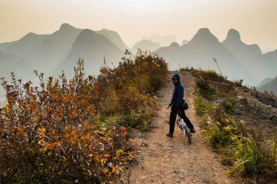 Less travelled trails in Guilin