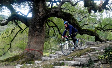Gulin Bike Tours, Huajiang Bike Tour,