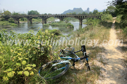 Real Countryside Bike Tours of Guilin