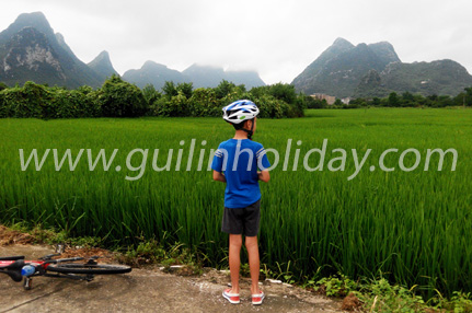 Bke tours suitable for kids and family