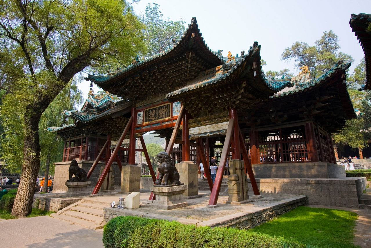 Jinci Temple is one of the most famous temples in China