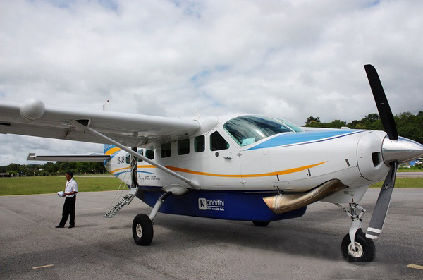 Cessna 208 Caravan for Li River sightseeing,Guilin