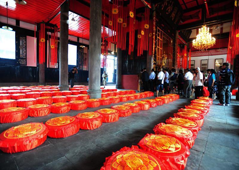 Chengdu Baoguang Temple