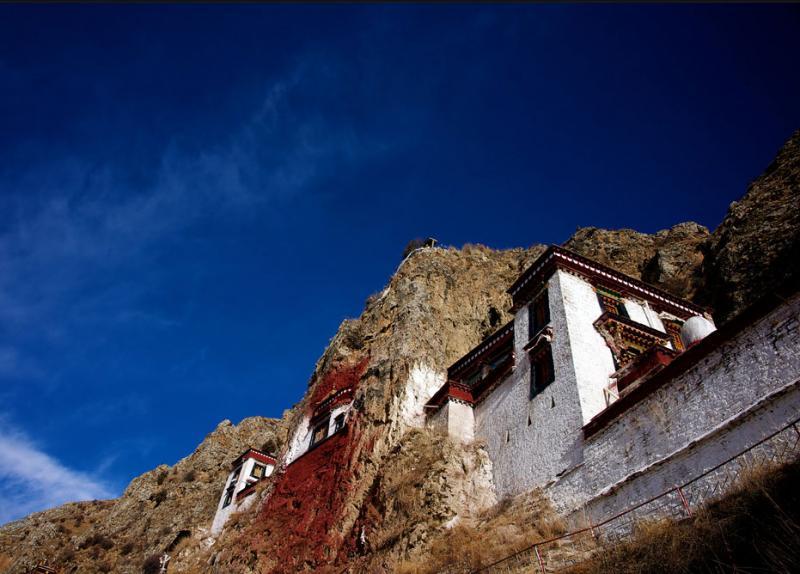 Drak Yerpa,Lhasa Tibet