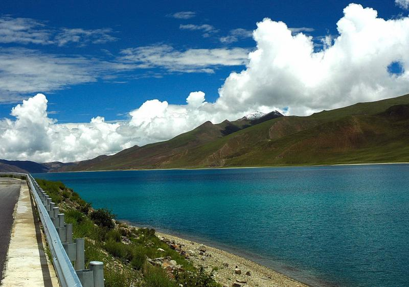 Yamdrok Lake Tour,Tibet