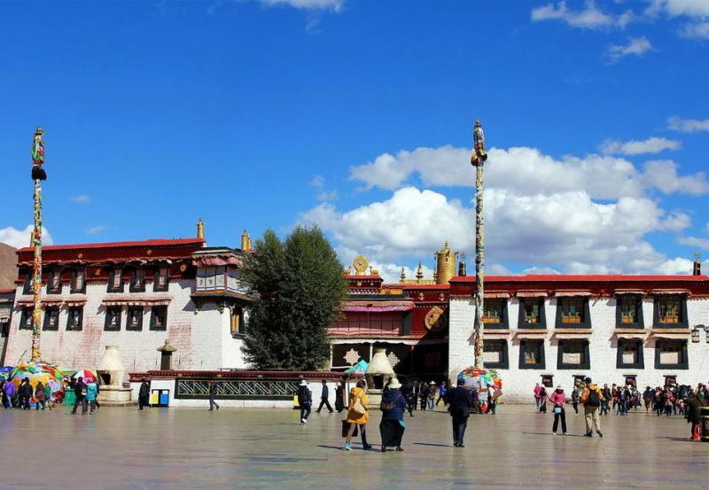 Jokhang Temple,Lhasa Tibet