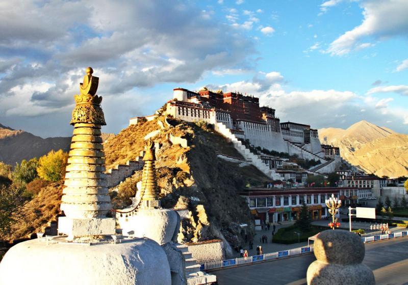 Lhasa Potala Palace,Tibet