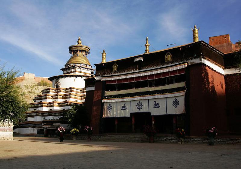 Palkor Monastery,Gyangze Tibet