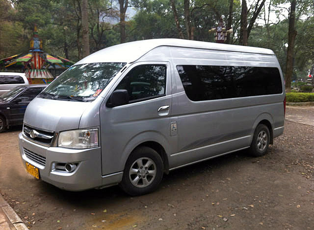 15-seat Jiulong, Guilin China Transfer