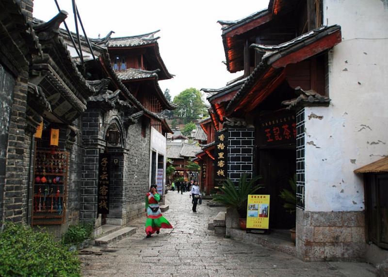Lijiang old town,Yunnan