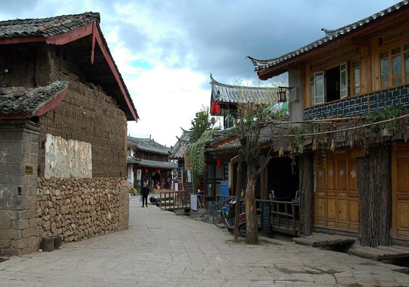 Shuhe Old town,Lijiang