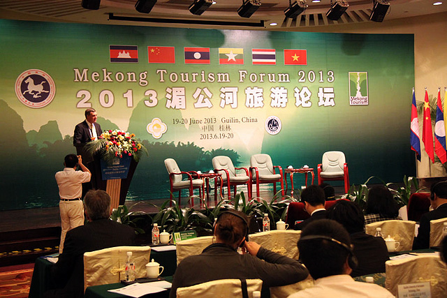 Mekong Tourism Forum 2013,Guilin