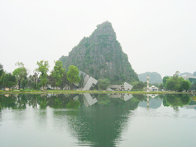 Yuzi Paradise Sculpture Park,Guilin